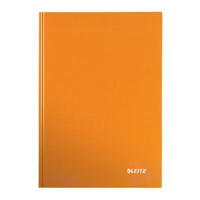 Notepad WOW A4 square 80sh 90g orange