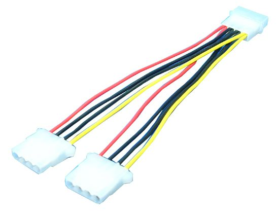 Power Cable, internal, 5,25 M - 2x5,25