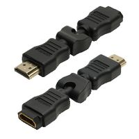 HDMI Adapter, AM to AF, <270 degree