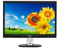 PHILIPS 240P4QPYEB/ 00 61CM 24IN WLED IPS 300CD/QM 1000:1 14MS BLACK