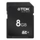 TDK TDK SDHC Travelcard Secure Dig