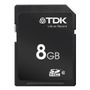 TDK TDK SDHC Travelcard Secure Digital HC, Card 8GB Class 10