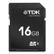 TDK TDK SDHC Travelcard Secure Digital HC, Card 16GB Class 10