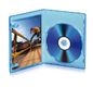 TNB TnB Pack 3x BLU-RAY cases - Unbreakable,  cases (polypropylene) Push system, Clips for booklet.