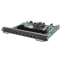 Hewlett Packard Enterprise FlexFabric 11900 8-port 40GbE QSFP+  SF Module (JG614A)