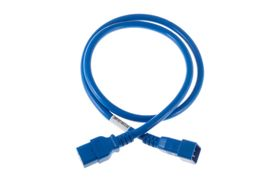 Power cord/16A IEC320 C20->16A CEE Blue