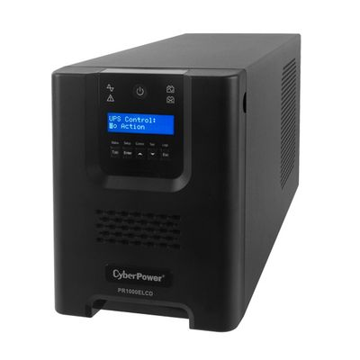 PRO 1000VA TOWER UPS 900W LINE INT LCD                IN ACCS