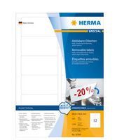 Etikett HERMA Movable 88, 9x46, 6mm (1200)
