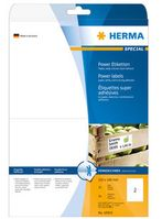 Etikett HERMA Power A4 210x148  25