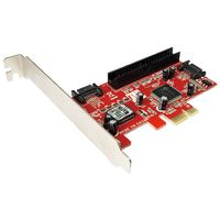 LOGILINK PCI Express Card 2x int. SATA + 1x IDE (PC0003A)