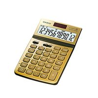CASIO TABLE CALCULATOR JW-200TW (JW-200TW-GD)