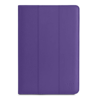 "BELKIN TRI-FOLD COVER WITH STAND PURPLE - SAMSUNG GALAXY TAB 3 10.1"" (F7P122VFC01)"