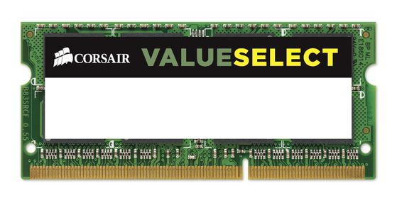Simm SO DDR3 PC1600 16GB Corsair VS k