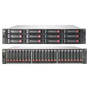 Hewlett Packard Enterprise P2000 G3 SAS 4X600