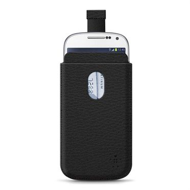 Pocket Case Galaxy S4 mini black