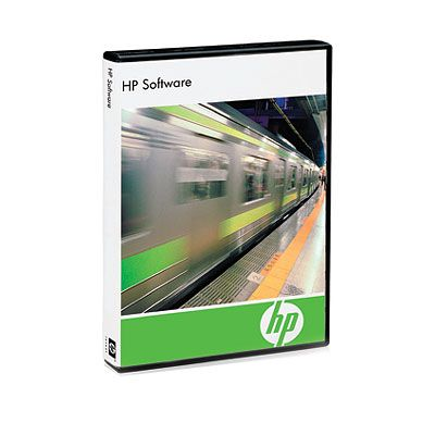 HP I/P Security Center 50 Device E-LTU