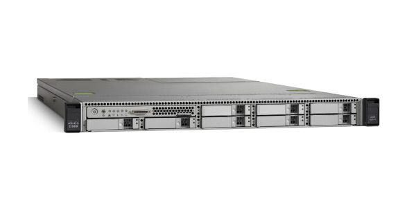 UCS C220 M3 SFF, 2XE5-2660 2X8GB, 2X450W, SD, RAILS         IN SYST