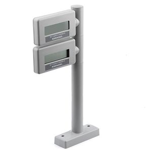 DATALOGIC KIT REMOTE SCALE DISPLAY METRIC DUAL HEAD 20CM/8 IN POST CPNT (11-0332)