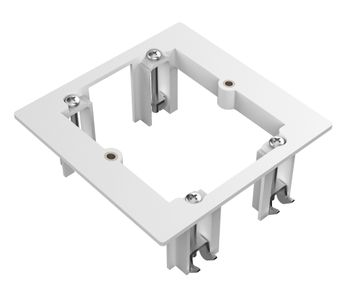 VISION TechConnect 2 Mudring - Flushmonterings adapter - 1-gang (TC2 MUDRING1G)