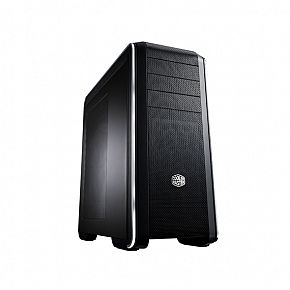 Kab Cooler Master 690 III Black_ ATX_ Windowed