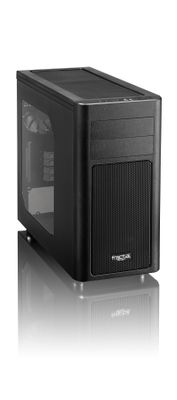 Kab FD Arc Mini R2 mATX_ Black_ No PSU