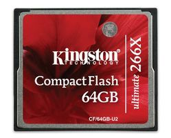 Memory card CF 64GB Ultimate U2