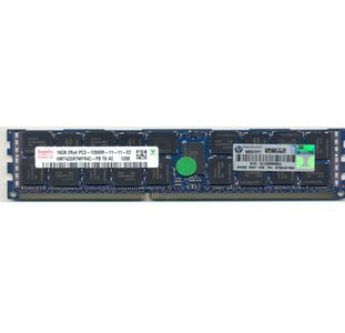 HPE HP 16GB 2RX4 PC3-12800R-11 Kit Retail (684031-001)