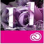 ADOBE InDesign CC - New Subscription - CS3+ Promo - Multi European Language (65225987BA01A12)