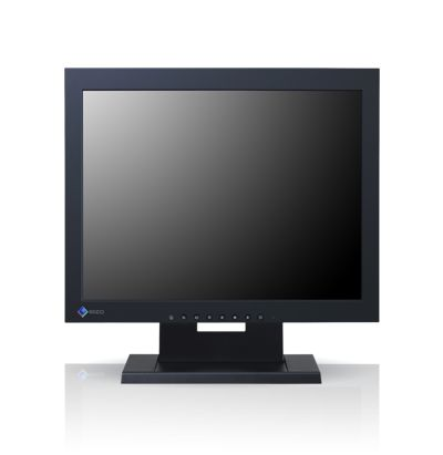 15IN DURAVISION FDX1501 (BLACK) 1024X768  VGA/DVI IN