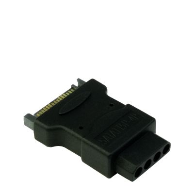 ADA Inter-Tech AC SATA --> Molex Adapter