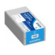 SJIC22P C Ink cartridge f TM-C3500 Cyan