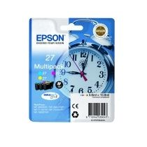 EPSON Multipack 3-colour 27 DURABrite