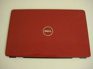 LCD Back Cover RED