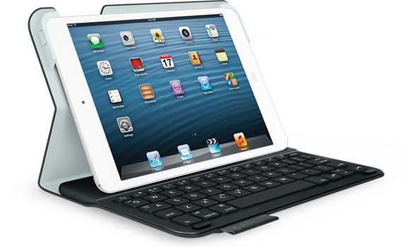 UltraThin Keyboard Folio for iPad Mini (nordic), Black