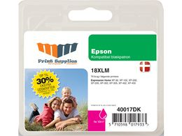 MM Magenta Ink Cartridge No.18XL