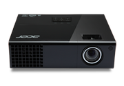 ACER P1500 DLP Projector 3000 ANSI Lumen Full HD 1920x1080 3D ready 10000:1 HDMI 1.4a D-Sub Cinch-Video S-Video RS232