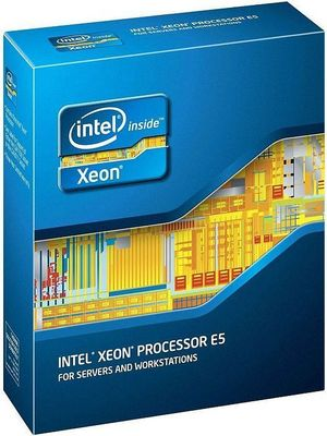 CPU/Xeon E5-2687Wv2 3.40GHz LGA2011 BOX