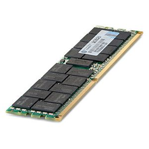 Hewlett Packard Enterprise 16GB (1x16GB) Dual Rank x4 PC3L-12800R (DDR3-1600) Registered CAS-11 Low Voltage Memory Kit (713985-B21)