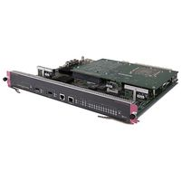 Hewlett Packard Enterprise A7500 384Gbps Fabric/ Main Processing Unit med 2 10GbE XFP-portar (JD193B)