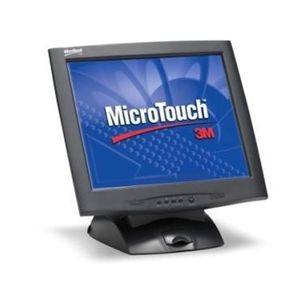 "3M 17"" MicroTouch Display M1700SS, Black, USB (11-91378-225)"