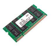TOSHIBA 4GB MEMORY EXTENSION PC2 DDR3L