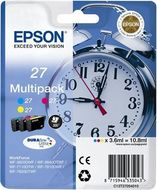 EPSON Multipack 3-colour 27 DURABrite UltraInk (C13T27054020)