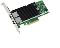 DELL Int Eth X540 DP 10GBASE-T , Low Prof-Kit (540-11131)