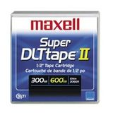 MAXELL Super DLTII band, 630 m, 300/600 GB