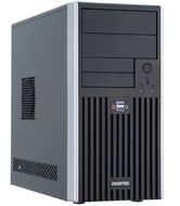 Case Mini Tower ATX 350W Black/ Silver Uni Series With USB3.0/ Audio Port