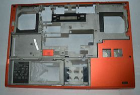 Bottom Cover (Orange)