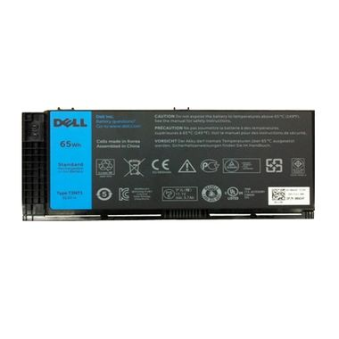 Battery : 6-cell (65Wh) Primary Batter