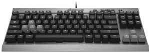 Vengeance K65 Gaming KeyboardCherry MX Red mechanical key switches, 100% Anti-Ghosting