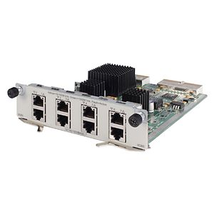 Hewlett Packard Enterprise 8GBE-WAN HIM A6600 Module (JC164A)