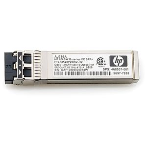 Hewlett Packard Enterprise MSA 2040 10Gb Short Wave iSCSI SFP+ 4-pack Transceiver (C8R25A)